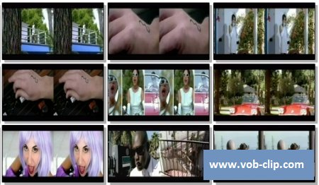 Lady Violet - Inside To Outside (2012) (3D)