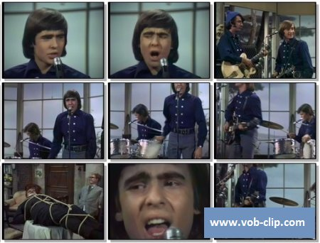 Monkees - Look Out (Here Comes Tomorrow) (1968) (VOB)