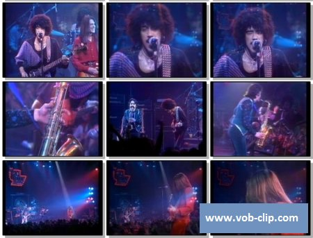Thin Lizzy - Dancing In The Moonlight (It's Cought Me In The Spotlight) (1977) (VOB)