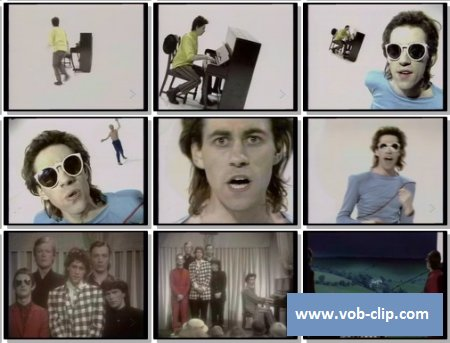 Boomtown Rats - I Don't Like Mondays (1979) (VOB)