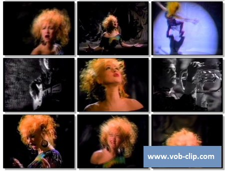 Cyndi Lauper - What s Going On (1986) (VOB)