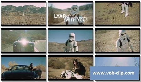 LYAR feat. Brenton Mattheus - With You (2016) (VOB)