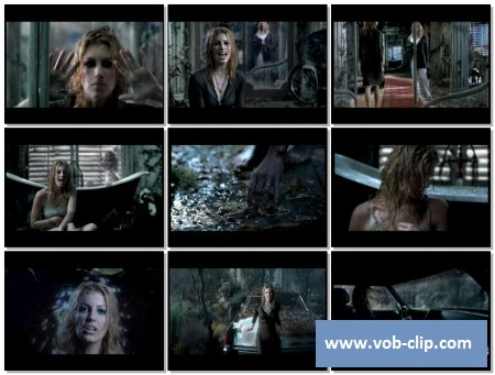 Faith Hill - Cry (2002) (VOB)