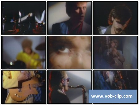 Daryl Hall & John Oates - Maneater (Extended Version) (1982) (VOB)