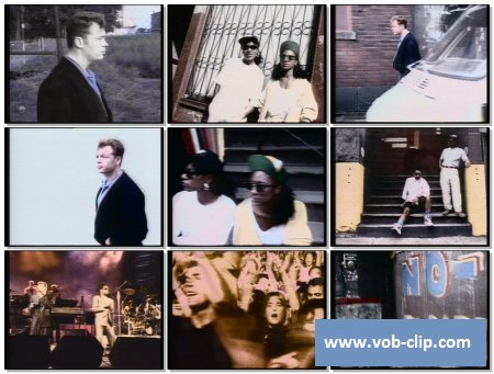 UB40 - Come Out To Play (1988) (VOB)