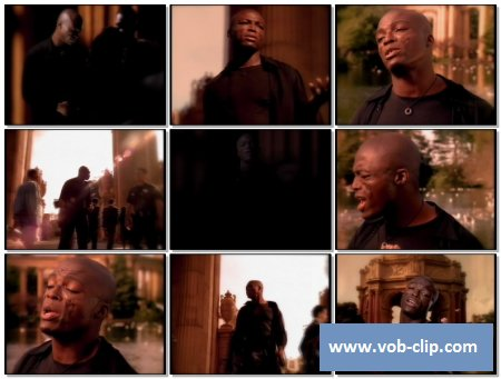 Seal - Dont Cry (1995) (VOB)