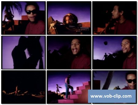 Maxi Priest - Close To You (MixMash Version) (1990) (VOB)
