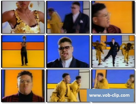 Heavy D And The Boyz - Somebody For Me (1989) (VOB)