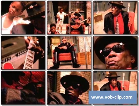 John Lee Hooker - One Bourbon, One Scotch, One Beer (1995) (VOB)