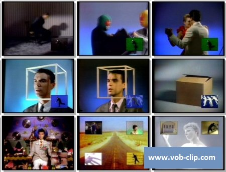 Talking Heads - Road To Nowhere (1985) (VOB)