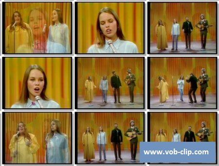 Mamas And The Papas - Dedicated To The One I Love (1966) (VOB)