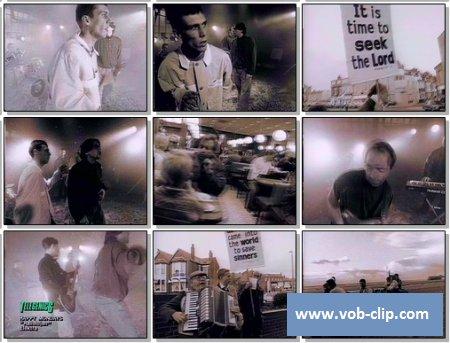 Happy Mondays - Hallelujah (1990) (VOB)
