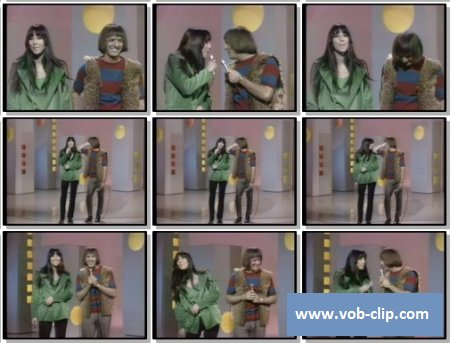 Sonny And Cher - I Got You Baby (From The Ed Sullivan Show) (1965) (VOB)