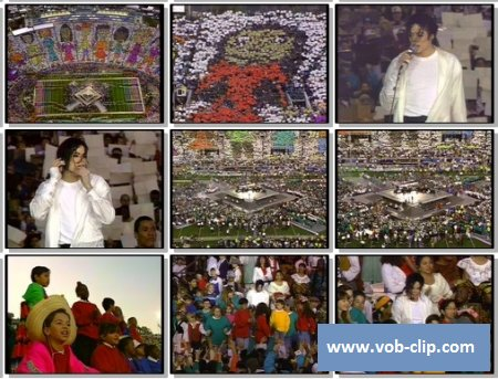 Michael Jackson - Heal The World (1993) (VOB)