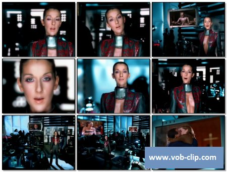 Celine Dion - Then You Look At Me (1999) (VOB)