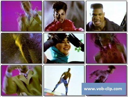 K-Yze - Sweat Dance (1992) (VOB)