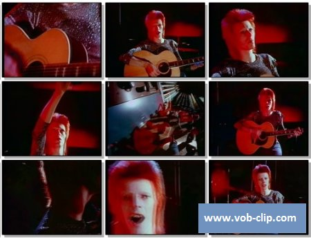 David Bowie - Space Oddity (1969) (VOB)