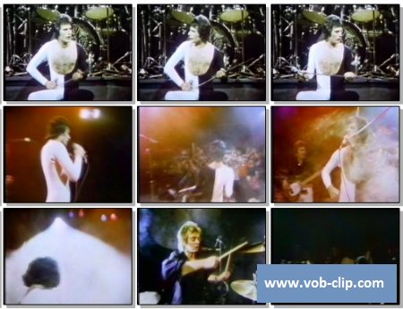 Queen - We Are The Champions (1977) (VOB)