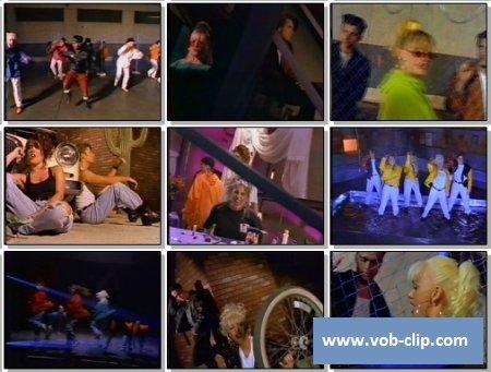 Good 2 Go - Never Satisfied (1992) (VOB)