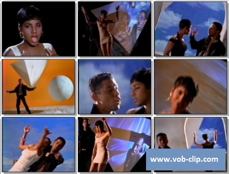 Babyface Feat. Toni Braxton - Give U My Heart (1992) (VOB)