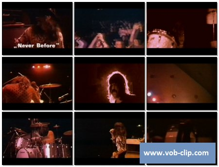 Deep Purple - Never Before (1972) (VOB)