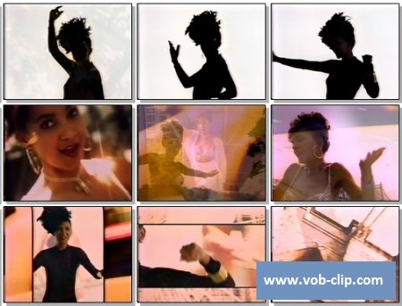 Rozalla - Everybody's Free (To Feel Good) (Wolfram Version) (1992) (VOB)