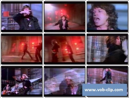 Rolling Stones - One Hit (To The Body) (1986) (VOB)