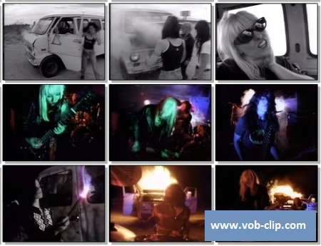L7 - Stuck Here Again (1994) (VOB)