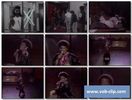 Evelyn Champagne King - Your Personal Touch (1985) (VOB)