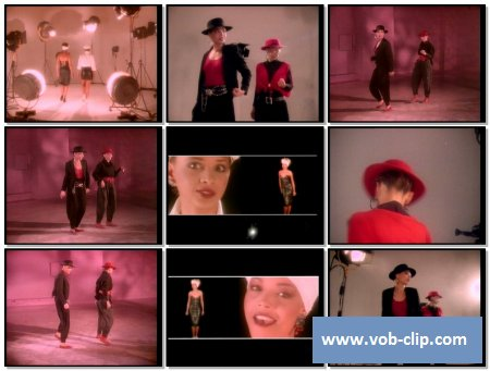 Mel And Kim - Showing Out (Get Fresh At The Weekend) (MixMash Version) (1986) (VOB)