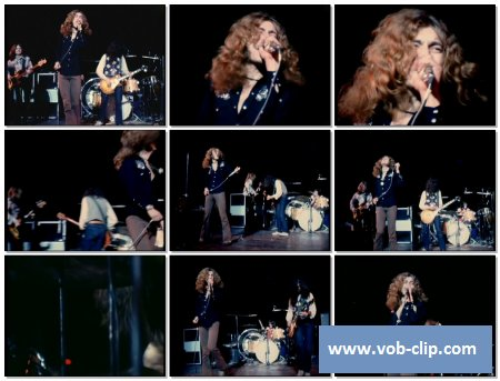 Led Zeppelin - We're Gonna Groove (1970) (VOB)