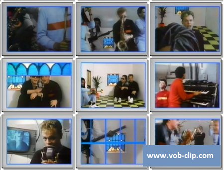 UB40 - If It Happens Again (1984) (VOB)