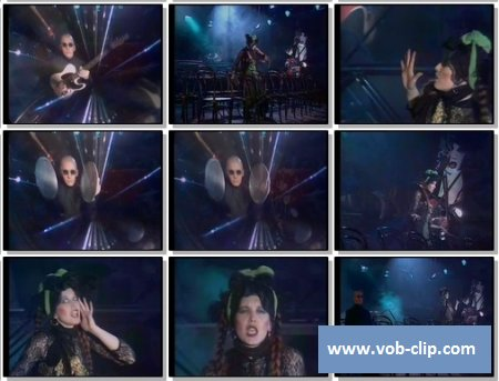 Lene Lovich - Lucky Number (From Top Pop) (1979) (VOB)