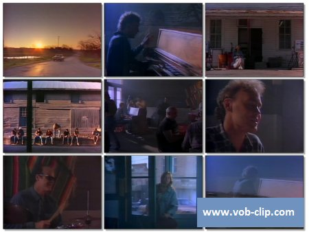 Bruce Hornsby And The Range - Every Little Kiss (1986) (VOB)