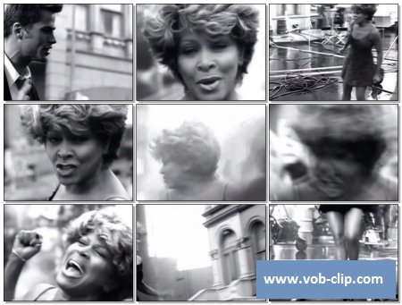 Tina Turner - Missing You (Videopool UK Version) (1996) (VOB)
