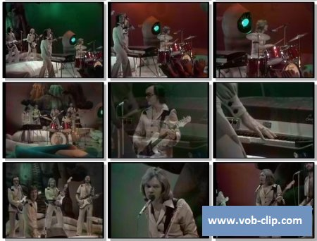 Rubettes - Little Darling (From Top Pop) (1976) (VOB)