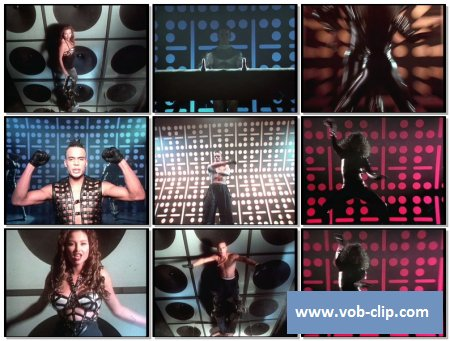 2 Unlimited - Let The Beat Control Your Body (MixMash Version) (1994) (VOB)