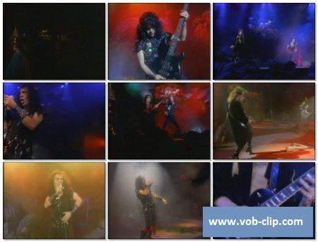 Dio - King Of Rock And Roll (1985) (VOB)