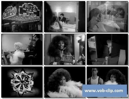 Chaka Khan - This Is My Night (1984) (VOB)