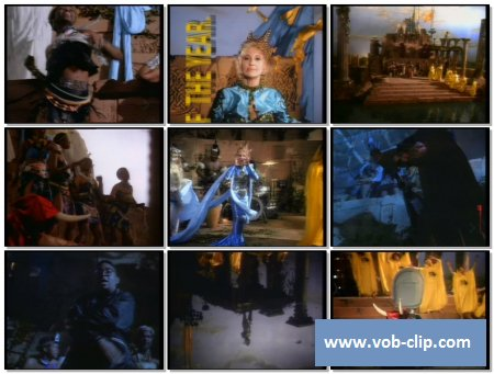 KLF Feat. Tammy Wynette - Justified And Ancient (MixMash Version) (1991) (VOB)