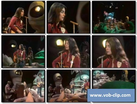 Emmylou Harris - Together Again (From Top Pop) (1975) (VOB)