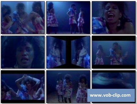 Pointer Sisters - Baby Come And Get It (1983) (VOB)