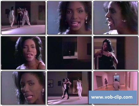 Stephanie Mills - (You're Puttin') A Rush On Me (1987) (VOB)