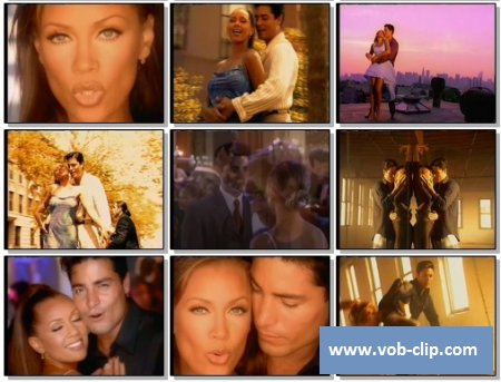 Vanessa Williams And Chayane - Youre My Home (1998) (VOB)