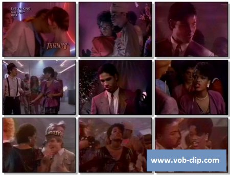 Evelyn Champagne King - Action (1983) (VOB)