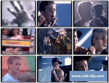 New Kids On The Block - Please Don't Go Girl (1988) (VOB)