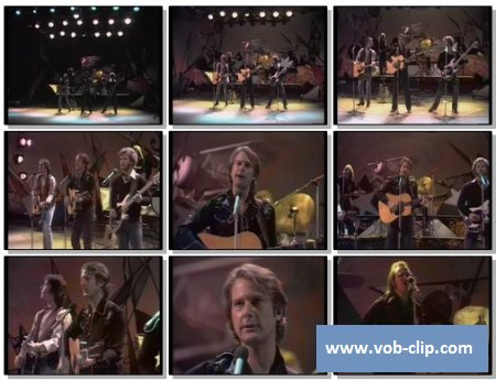 McGuinn, Clark And Hillman - Don't You Write Her Off (From Top Pop) (1979) (VOB)