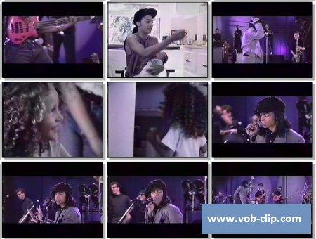 Terence Trent D'Arby - Dance Little Sister (1987) (VOB)