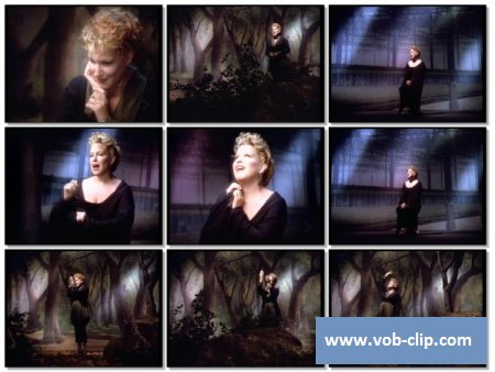 Bette Midler - From A Distance (1990) (VOB)