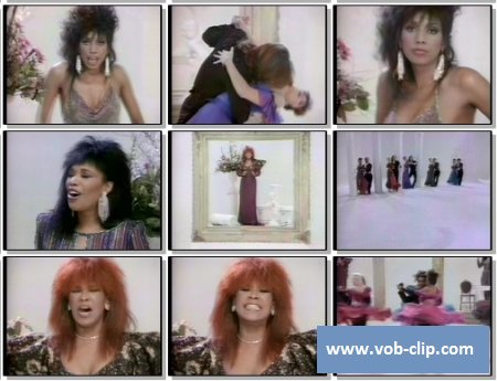 Pointer Sisters - Back In My Arms (1986) (VOB)